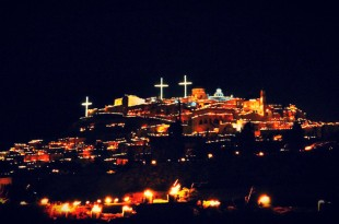Enlightening Easter celebrations in Santorini