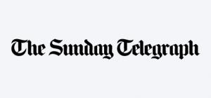 Vedema in The Sunday Telegraph